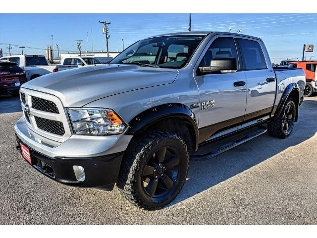 2015 Ram 1500 Crew Cab 4x4, Pickup #FS626586A - photo 21