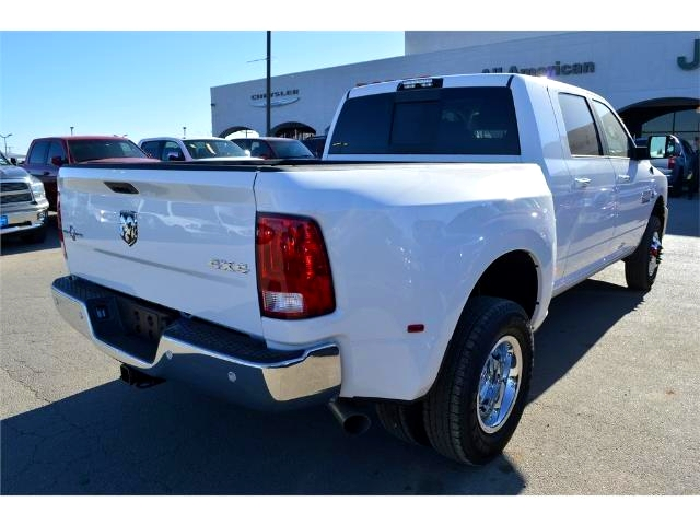 2016 Ram 3500 Mega Cab DRW 4x4, Pickup #GG210182 - photo 4