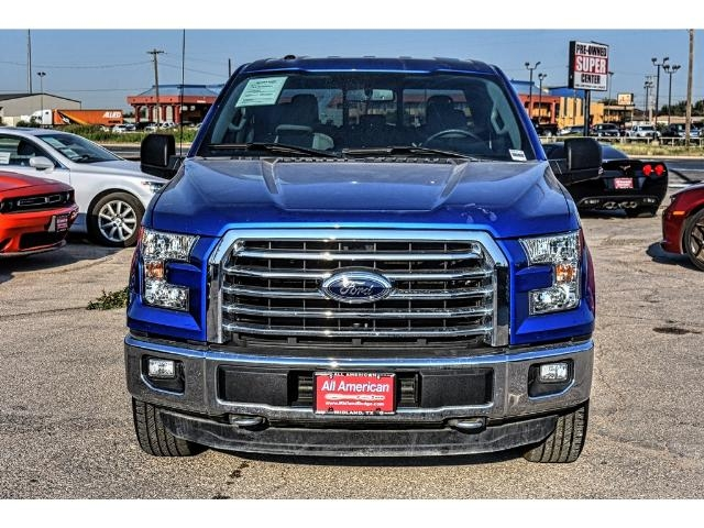 2016 F-150 Super Cab 4x4, Pickup #GK82679A - photo 3