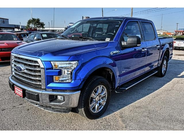 2016 F-150 Super Cab 4x4, Pickup #GK82679A - photo 4