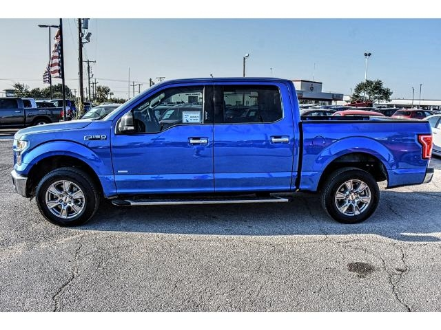 2016 F-150 Super Cab 4x4, Pickup #GK82679A - photo 5