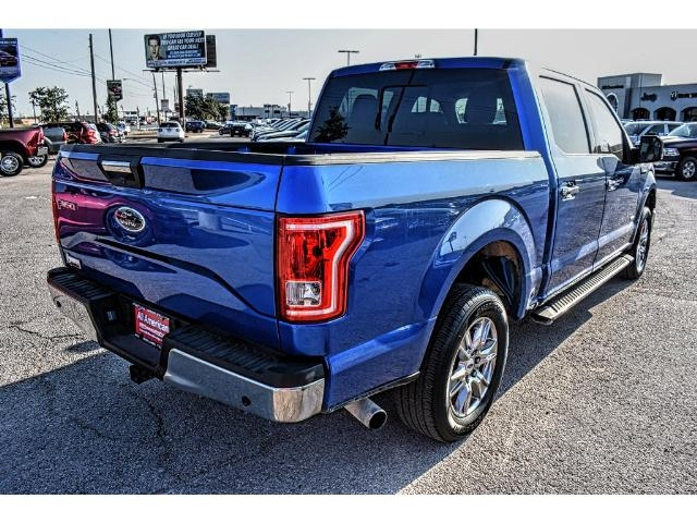 2016 F-150 Super Cab 4x4, Pickup #GK82679A - photo 2