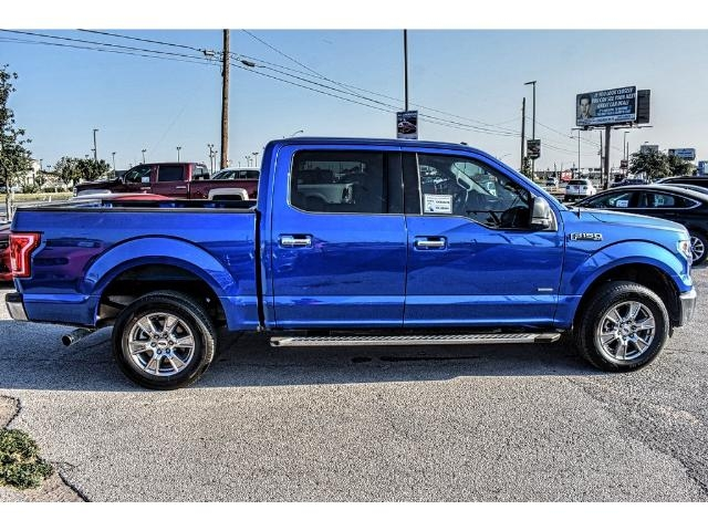 2016 F-150 Super Cab 4x4, Pickup #GK82679A - photo 8