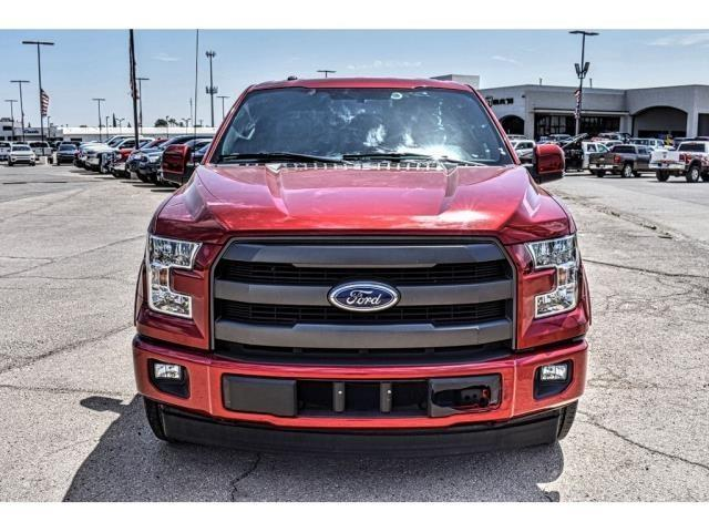 2016 F-150 SuperCrew Cab 4x2,  Pickup #GKF03926P - photo 4