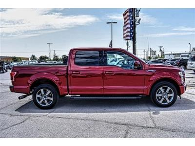 2016 F-150 SuperCrew Cab 4x2,  Pickup #GKF03926P - photo 12