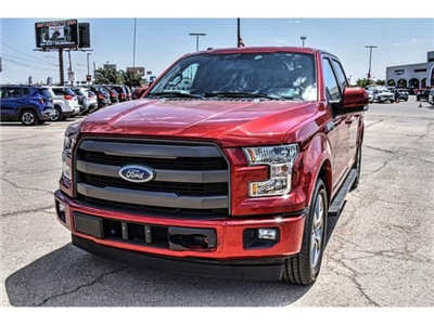2016 F-150 SuperCrew Cab 4x2,  Pickup #GKF03926P - photo 5