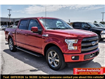 2016 F-150 SuperCrew Cab 4x2,  Pickup #GKF03926P - photo 1