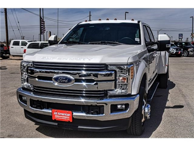 2017 F-350 Crew Cab DRW 4x4, Pickup #HED312245A - photo 5