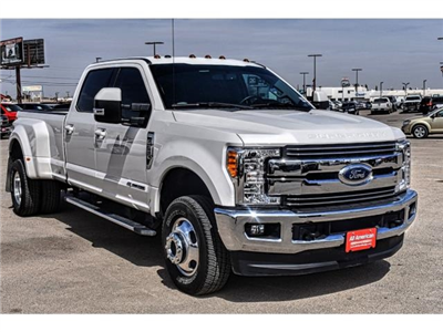 2017 F-350 Crew Cab DRW 4x4, Pickup #HED312245A - photo 1