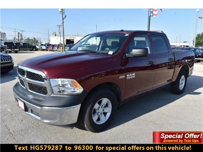 2017 Ram 1500 Crew Cab, Pickup #HG579287L - photo 1