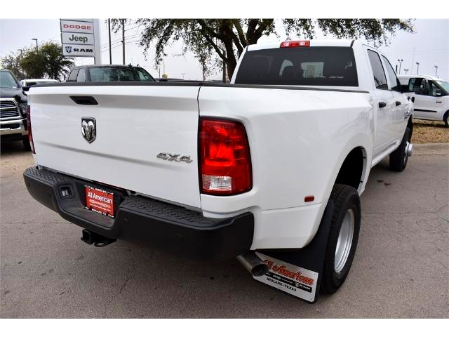 2017 Ram 3500 Crew Cab DRW 4x4, Pickup #HG619200 - photo 5