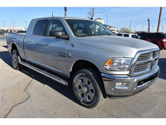 2017 Ram 2500 Mega Cab 4x4 Pickup #HG648454 - photo 7