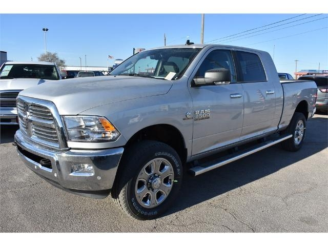 2017 Ram 2500 Mega Cab 4x4 Pickup #HG648454 - photo 21