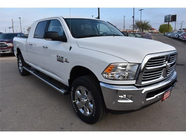 2017 Ram 2500 Mega Cab 4x4, Pickup #HG648456 - photo 7