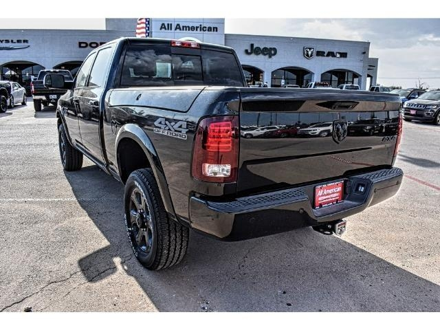 2017 Ram 2500 Crew Cab 4x4 Pickup #HG667752 - photo 9