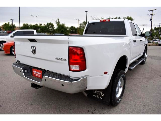 2017 Ram 3500 Crew Cab DRW 4x4, Pickup #HG673416 - photo 5