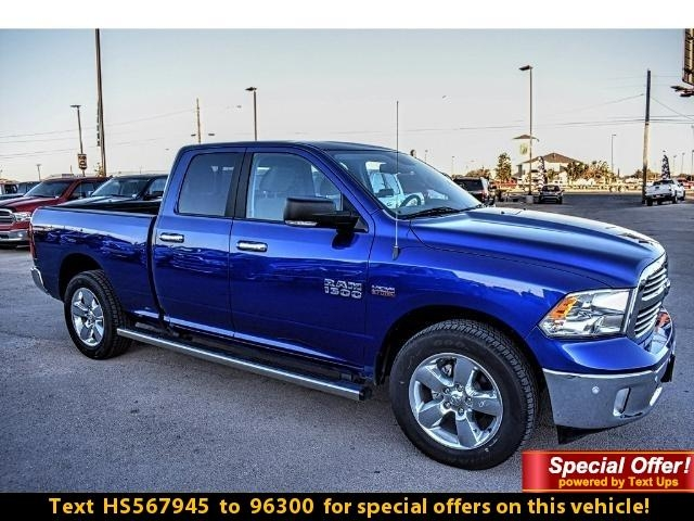 2017 Ram 1500 Quad Cab Pickup #HS567945L - photo 1