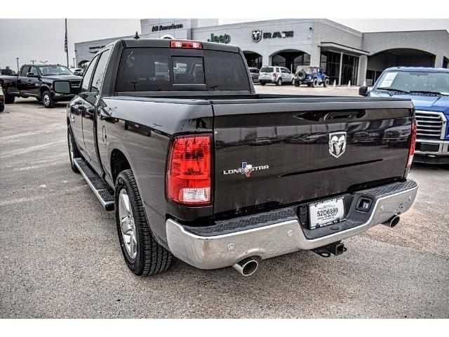 2017 Ram 1500 Quad Cab, Pickup #HS585426L - photo 9