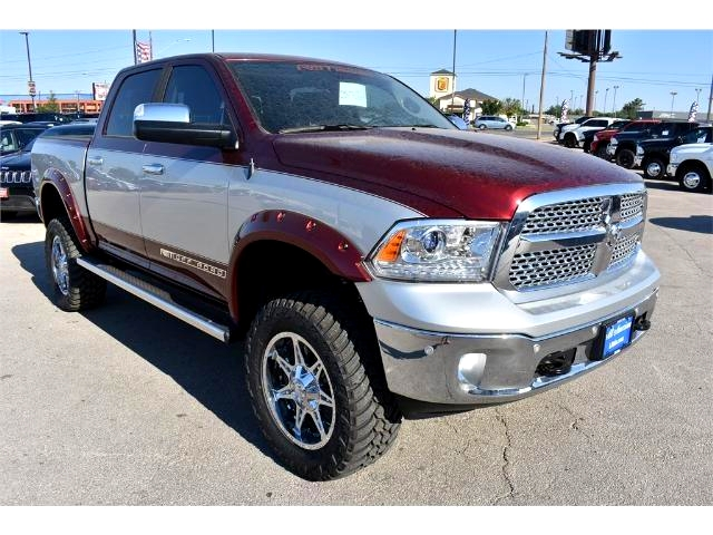 2017 Ram 1500 Crew Cab 4x4 Pickup #HS611504 - photo 18