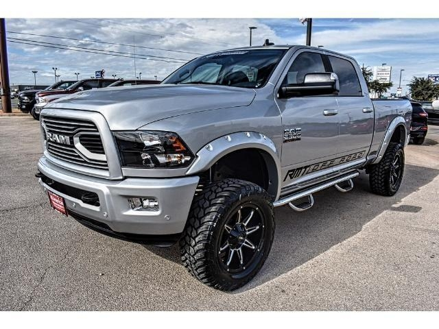 2018 Ram 2500 Crew Cab 4x4 Pickup #JG109961 - photo 6