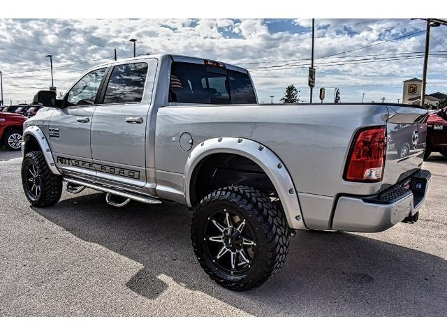 2018 Ram 2500 Crew Cab 4x4 Pickup #JG109961 - photo 8