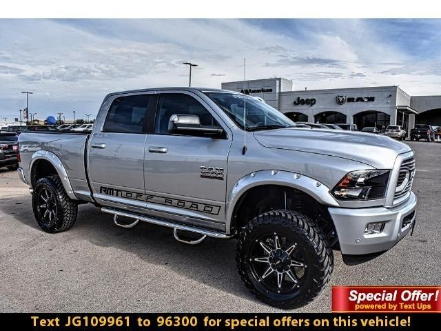 2018 Ram 2500 Crew Cab 4x4 Pickup #JG109961 - photo 26