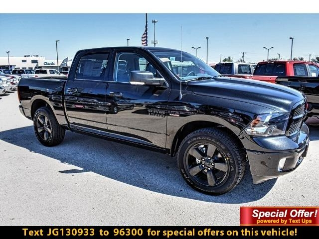 2018 Ram 1500 Crew Cab 4x4 Pickup #JG130933 - photo 1