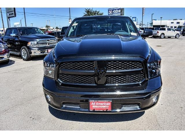 2018 Ram 1500 Crew Cab 4x4 Pickup #JG130933 - photo 4