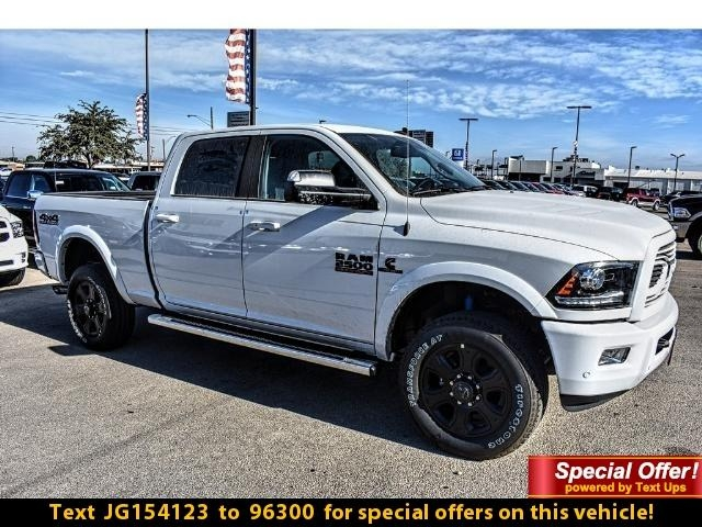 2018 Ram 2500 Crew Cab 4x4 Pickup #JG154123 - photo 3