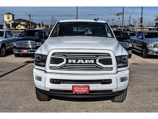 2018 Ram 2500 Crew Cab 4x4 Pickup #JG154123 - photo 5