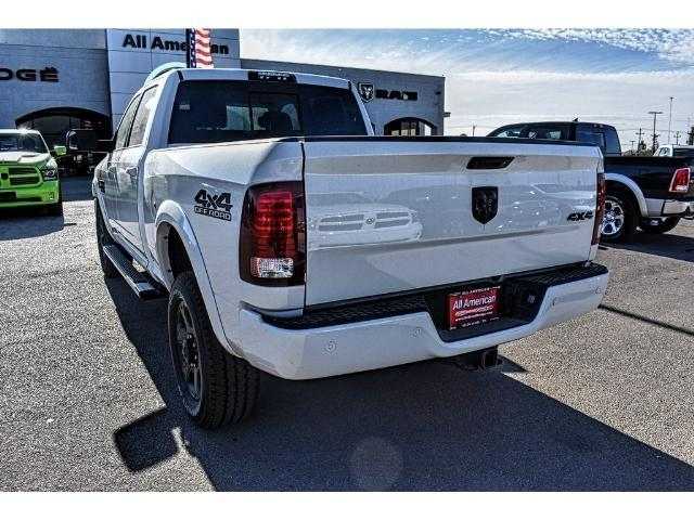 2018 Ram 2500 Crew Cab 4x4 Pickup #JG154123 - photo 8