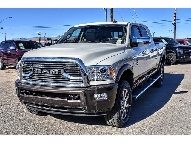 2018 Ram 2500 Mega Cab 4x4, Pickup #JG154125 - photo 5