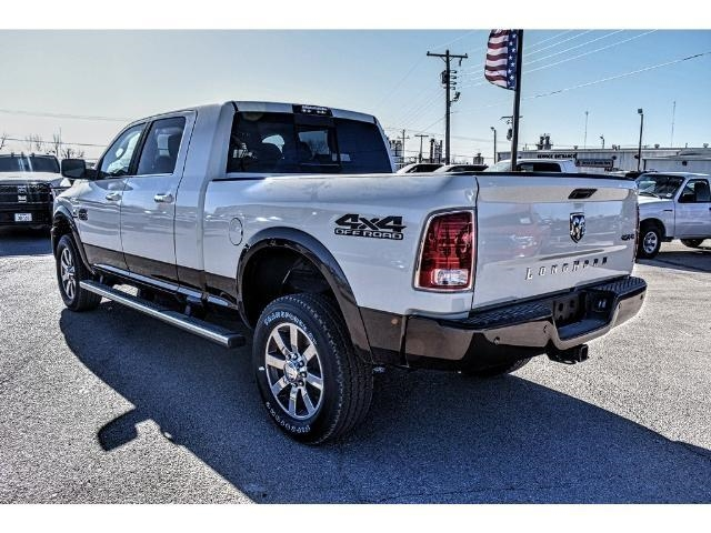 2018 Ram 2500 Mega Cab 4x4, Pickup #JG154125 - photo 9