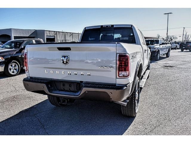 2018 Ram 2500 Mega Cab 4x4, Pickup #JG154125 - photo 11