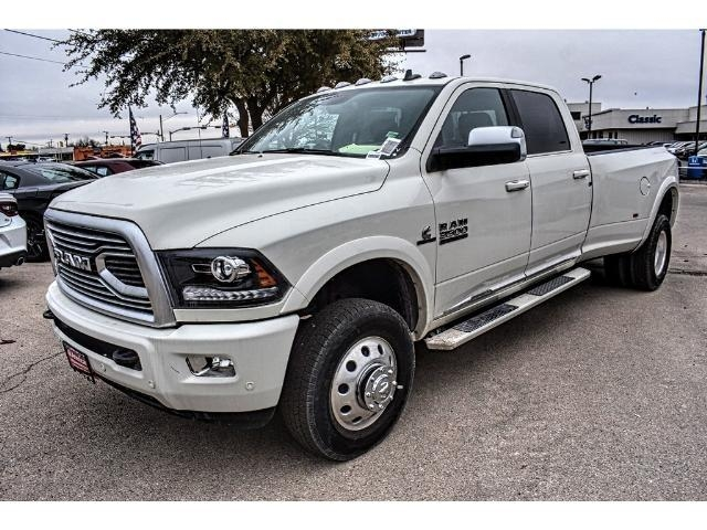 2018 Ram 3500 Crew Cab DRW 4x4, Pickup #JG163868 - photo 6