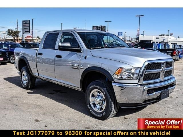 2018 Ram 2500 Crew Cab 4x4, Pickup #JG177079 - photo 1