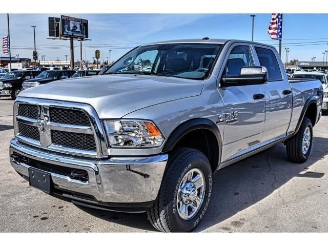 2018 Ram 2500 Crew Cab 4x4, Pickup #JG177079 - photo 5