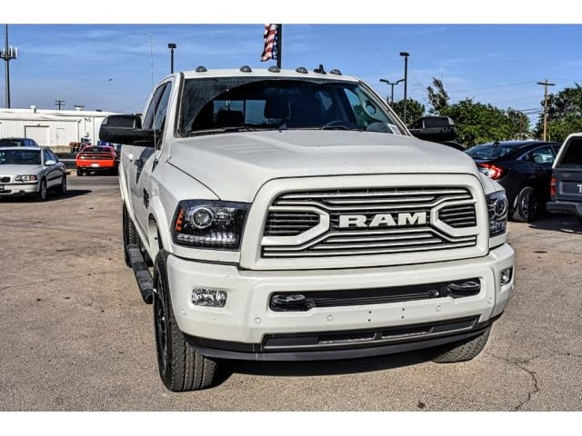 2018 Ram 2500 Mega Cab 4x4, Pickup #JG263023 - photo 5