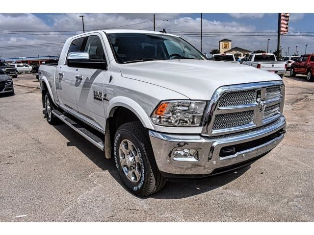 2018 Ram 2500 Mega Cab 4x4,  Pickup #JG273951 - photo 3