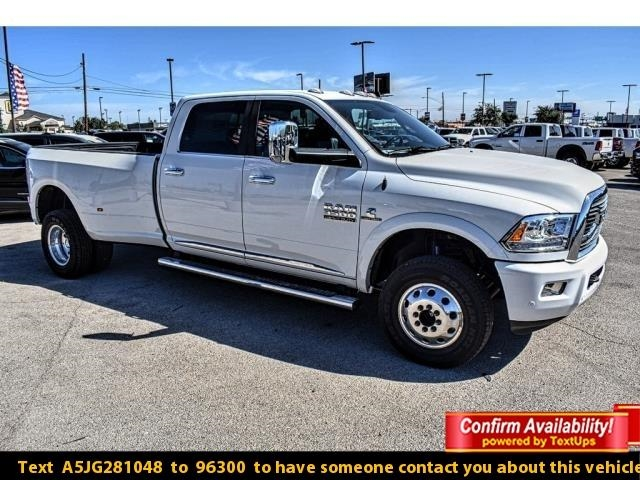 2018 Ram 3500 Crew Cab DRW 4x4,  Pickup #JG281048 - photo 1