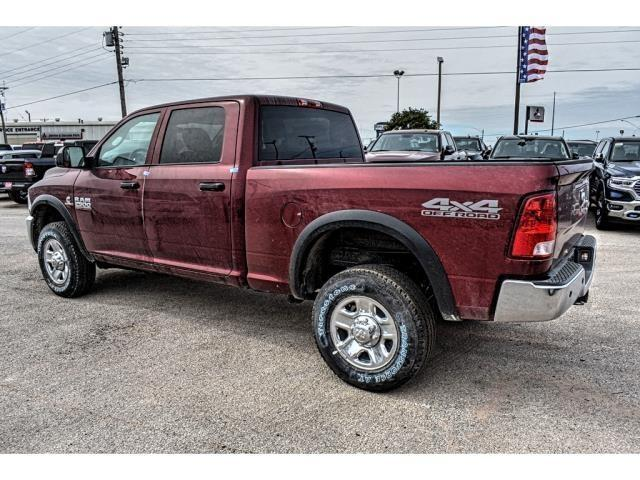 2018 Ram 2500 Crew Cab 4x4,  Pickup #JG329601 - photo 8