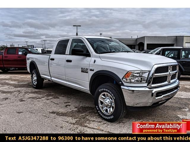 2018 Ram 2500 Crew Cab 4x4,  Pickup #JG347288 - photo 1