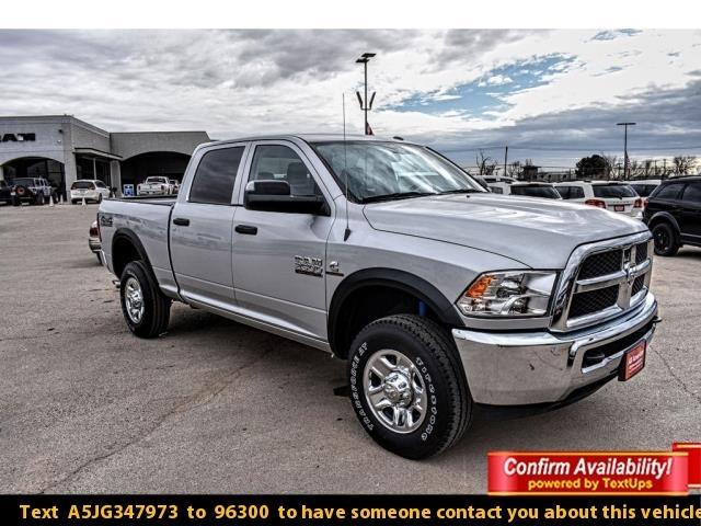 2018 Ram 2500 Crew Cab 4x4,  Pickup #JG347973 - photo 1