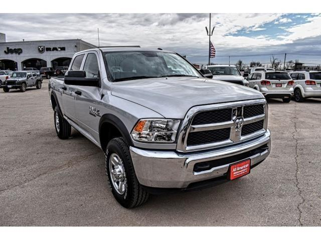 2018 Ram 2500 Crew Cab 4x4,  Pickup #JG347973 - photo 3