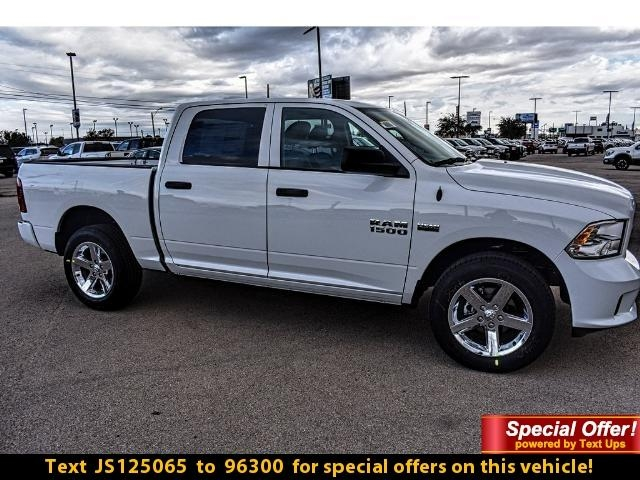 2018 Ram 1500 Crew Cab 4x4 Pickup #JS125065 - photo 1