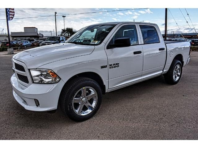 2018 Ram 1500 Crew Cab 4x4 Pickup #JS125065 - photo 6