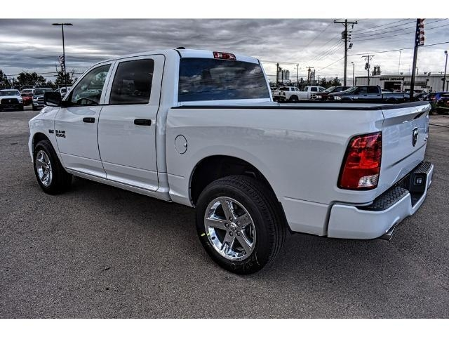 2018 Ram 1500 Crew Cab 4x4 Pickup #JS125065 - photo 8