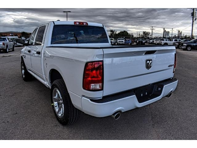 2018 Ram 1500 Crew Cab 4x4 Pickup #JS125065 - photo 9