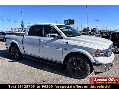 2018 Ram 1500 Crew Cab Pickup #JS125705 - photo 1