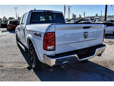 2018 Ram 1500 Crew Cab Pickup #JS125705 - photo 9